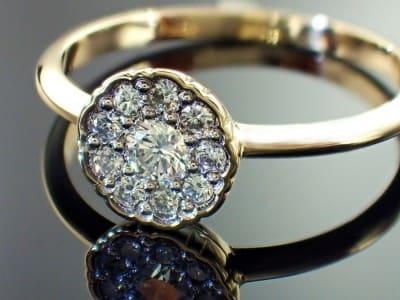 pierścionki zaręczynowe 12